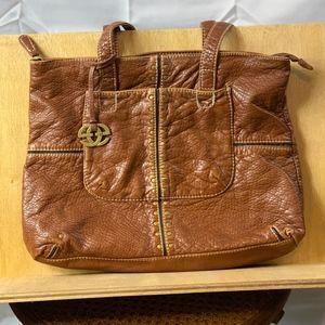 Marc Ecko' Brown Shoulder Bag